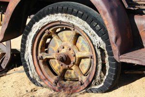 Reifenalterung